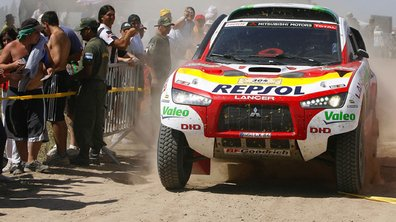 Dakar : Mitsubishi se retire définitivement
