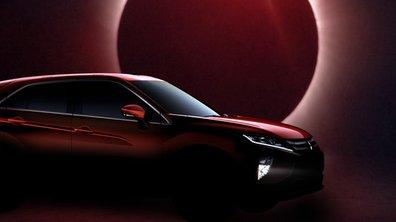 Mitsubishi Eclipse Cross SUV : un nom bien connu pour une nouvelle identité