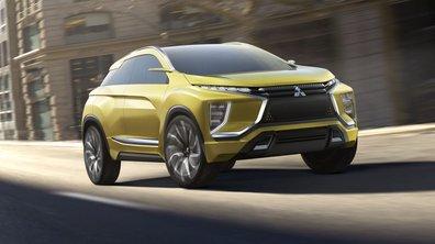 Mitsubishi eX Concept 2015 : pour un futur SUV électrique ?