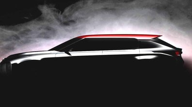 Mondial de l'Auto 2016 : Première image du concept Mitsubishi Ground Tourer