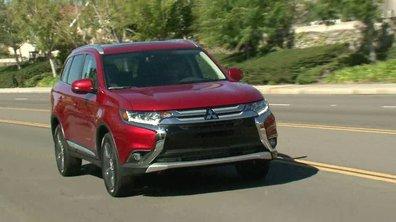 Mitsubishi Outlander 2016 : vidéo de présentation officielle