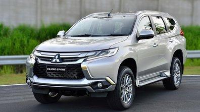 Mitsubishi introduit son nouveau Pajero Sport