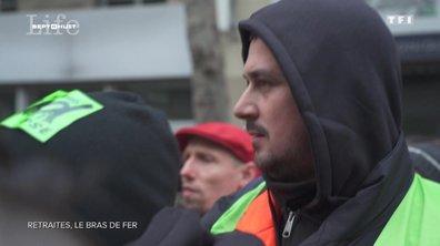 Mobilisation contre la réforme des retraites : une France à l'arrêt ?