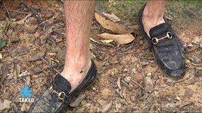Flashback : quand Dylan nous a bien fait rire avec ses mocassins de jungle !