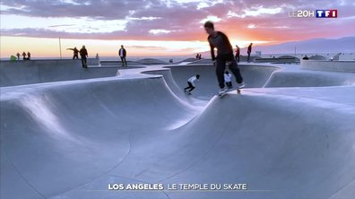 Mode de vie : Los Angeles, le temple du skate