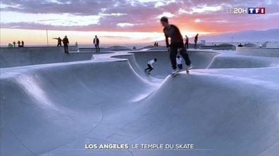 Mode de vie : Los Angeles, le temple du skate