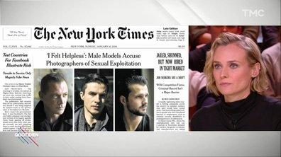 """L'affaire Weinstein : Pour Diane Kruger """"tout le monde était au courant"""""""