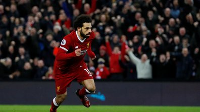 Liverpool : Mohamed Salah, Monsieur plus d'un but par match