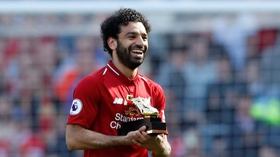 Liverpool - Salah : Retour sur une saison couronnée de succès
