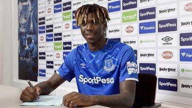 Mercato – Moise Kean à Everton (OFFICIEL)