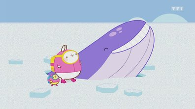 Molang - La baleine