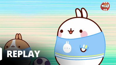 Molang - Le match de foot