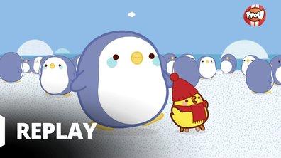 Molang - Le pingouin
