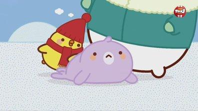 Molang -S01- Le bébé phoque