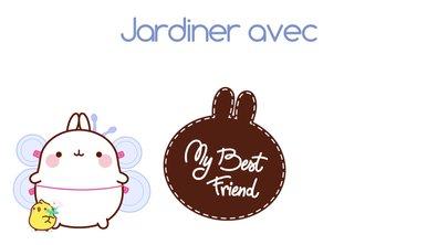 Molang - Jardiner #MyBestFriend - saison 2