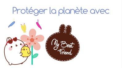 Molang - Protéger la planète #MyBestFriend - saison 2