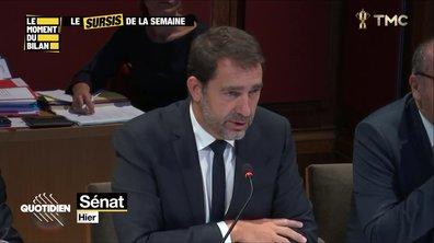 """Le Moment du bilan : prix Nobel, Castaner en sursis, """"l'oubli"""" de la Manif pour Tous, …"""