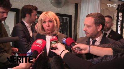 Le Moment de vérité : Brigitte Macron accueillie par les enfants, huée par les adultes