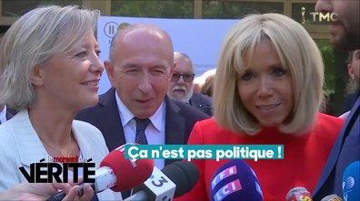 Le Moment de vérité : Brigitte Macron est-elle entrée en campagne ?