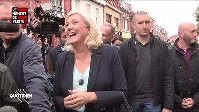 Le Moment de vérité : que cachent les sourires XXL de Marine Le Pen ?