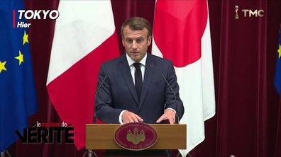Le Moment de vérité : Carlos Ghosn s'invite dans la visite d'Emmanuel Macron au Japon