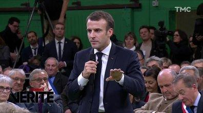 Le Moment de vérité : le débrief' du Grand débat d'Emmanuel Macron