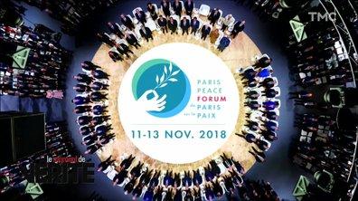 Moment de vérité : Donald Trump, grand absent du forum sur la paix de Paris
