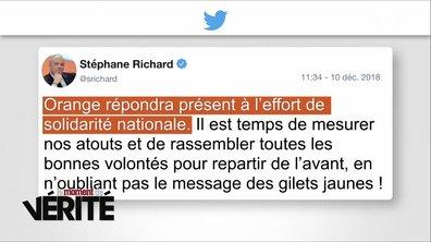 Moment de vérité : les grands patrons réagissent à l'annonce de Macron sur les primes de Noël