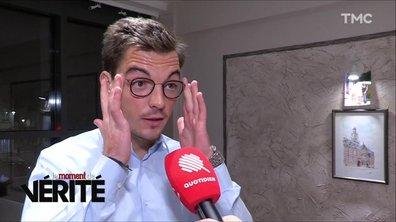 Moment de vérité : les grosses boulettes de Stéphane Sieczkowski, le plus jeune maire de France