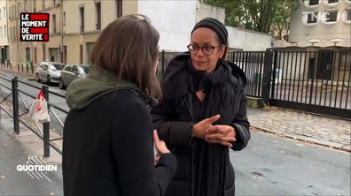 Le Moment de vérité - Menaces et intimidations : à Saint-Denis, les parents d'élèves font front contre le deal
