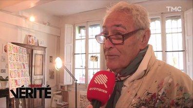Le moment de vérité : qui est Michel Tombereau, le peintre de Neymar ?