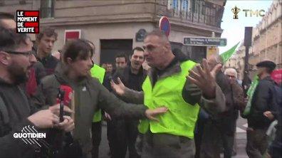 Le Moment de vérité : nos journalistes agressés en marge de la Manif pour Tous