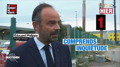 Le Moment de vérité – Rouen : pourquoi le gouvernement n'arrive-t-il pas à rassurer ?