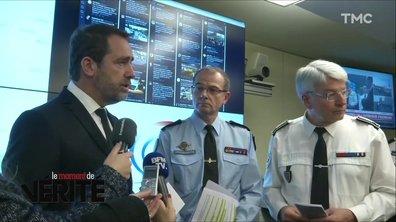 Moment de vérité : dans la salle de crise de l'Intérieur