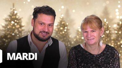 Mon plus beau Noël - Davide et Graziella