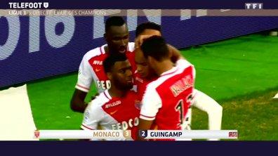 L'AS Monaco chute pour son dernier match de préparation