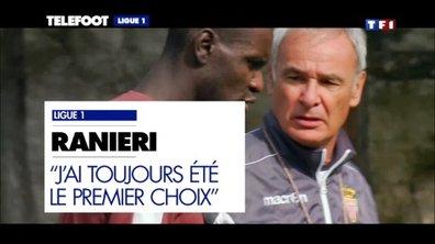 AS Monaco – Ranieri : « J'ai toujours été le premier choix »