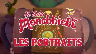 Compilation des portraits de La Tribu Monchhichi