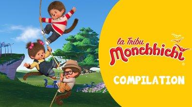 Compilation La tribu  Monchhichi : tous les épisodes