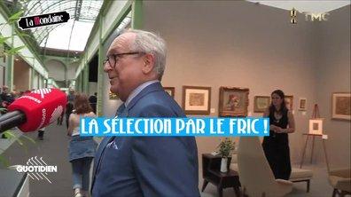 La Mondaine s'invite à la Biennale des antiquaires