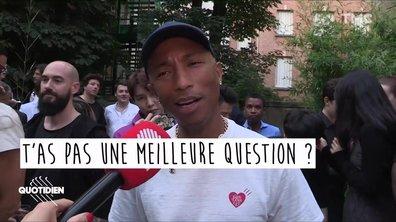 La Mondaine s'invite au vernissage de Pharrell Williams