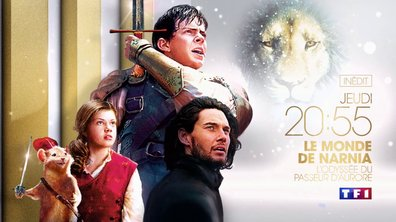 PROGRAMME TV : TF1 se met en mode Narnia ce jeudi 25 décembre 2014