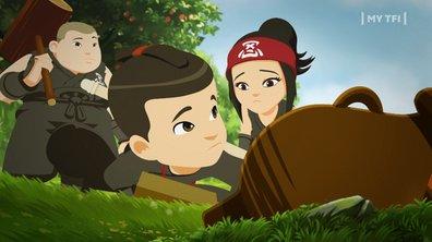 Mini Ninjas - S02 E27 - Le Monde Miniature