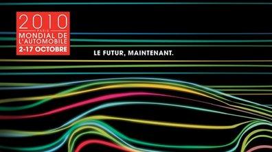 L'affiche du Mondial de l'Auto 2010 !