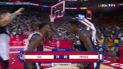 Mondial de basket : l'exploit historique des Bleus contre les États-Unis