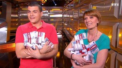 Christelle et Pierre sont les grands gagnants de Money Drop du 14 avril 2015. Découvrez leur impressionnant gain !