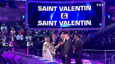 Money Drop de Saint Valentin : Des fleurs pour Laurence Boccolini !