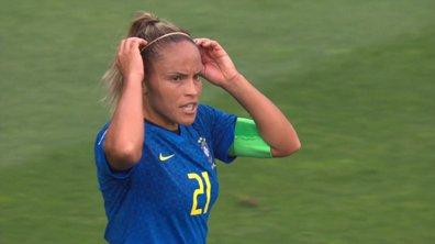 Australie - Brésil (3 - 2) : Voir le but CSC de Monica en vidéo