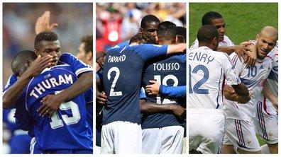 1998 ou 2006, à quelle équipe les Bleus de 2018 ressemblent-ils le plus ?