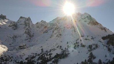 Le massif du Monte Cinto